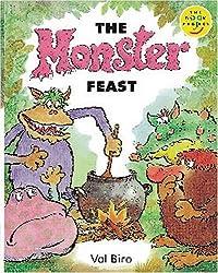 Monster Feast (LONGMAN BOOK PROJECT)