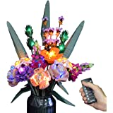 SENG Ledverlichtingsset voor boeket, compatibel met Lego 10280 (boeket bloemen niet inbegrepen)