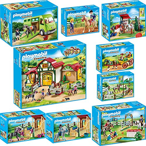 PLAYMOBIL® Country 9er Set 6926 6928 6929 6930 6931 6932 6933 6934 6935