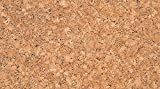 Gerflor PRIMETEX - Cork Naturel 0027 PVC Linoleum Rolle, Fußbodenbelag, PVC Vinyl Bodenbeläge - Steindekor, Fliesenoptik - Breite 4m