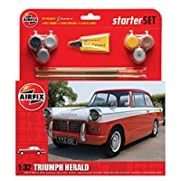 Airfix A55201 Triumph Herald 1:32 Scale Model Medium Starter Set