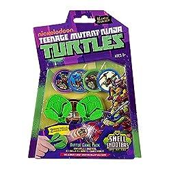 Teenage Mutant Ninja Turtles Shell Shooters Battle Pack