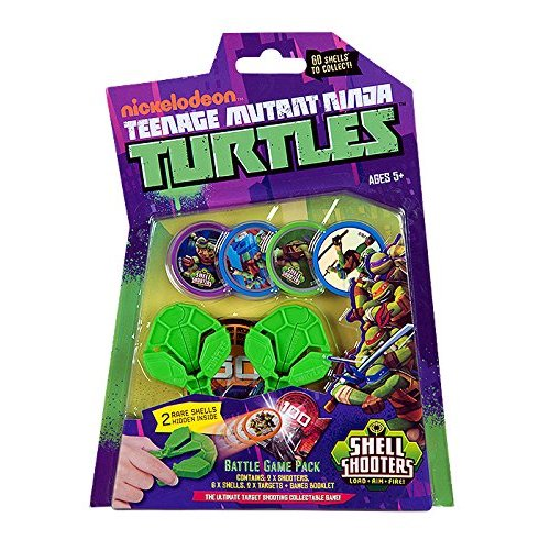 Teenage Mutant Ninja Turtles Shell Shooters Battle Pack