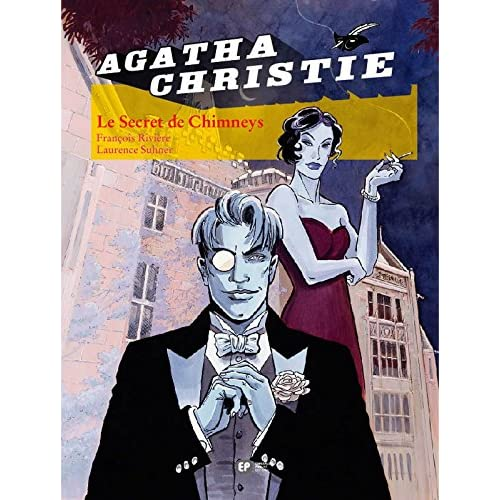 Agatha Christie, tome 1 : Le Secret de Chimneys