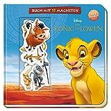 Disney König der Löwen: Buch mit 15 Magneten