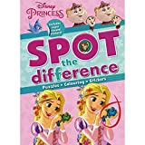 Disney Princess Spot the Difference