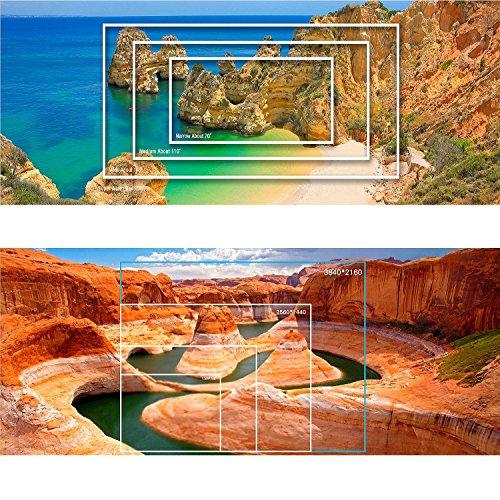 QUMOX SJ5000X Elite 2K 4K 30fps 720p 120fps NTK96660 12M Exmor IMX078cqk Sensor Gyro-Action-Kamera WiFi HD Sports DV Silber - 5