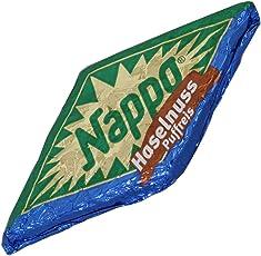 Nappo Riesen Haselnuss Puffreis 30x40g MHD 7.2.19