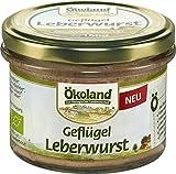 ÖKOLAND Bio Geflügel Leberwurst (2 x 160 gr)