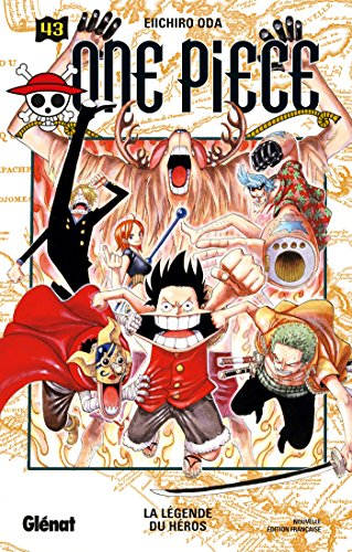 One Piece - Édition originale - Tome 43: La légende du héros