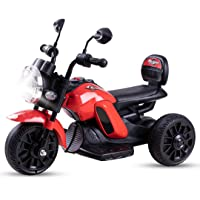 Baybee Rechargeable Battery Operated Ride-on Bike and Baby Ride on/Kids Ride on Toys -Kids Bike - Baby Bike for Kids to…
