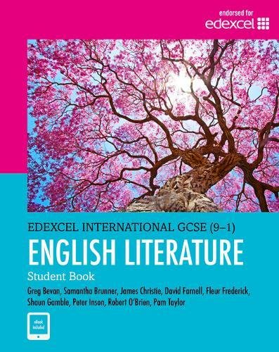 Edexcel international GCSE (9-1). Student's book 1. English literature. Per le Scuole superiori. Con e-book. Con espansione online