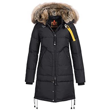 parajumpers damen daunenmantel long bear
