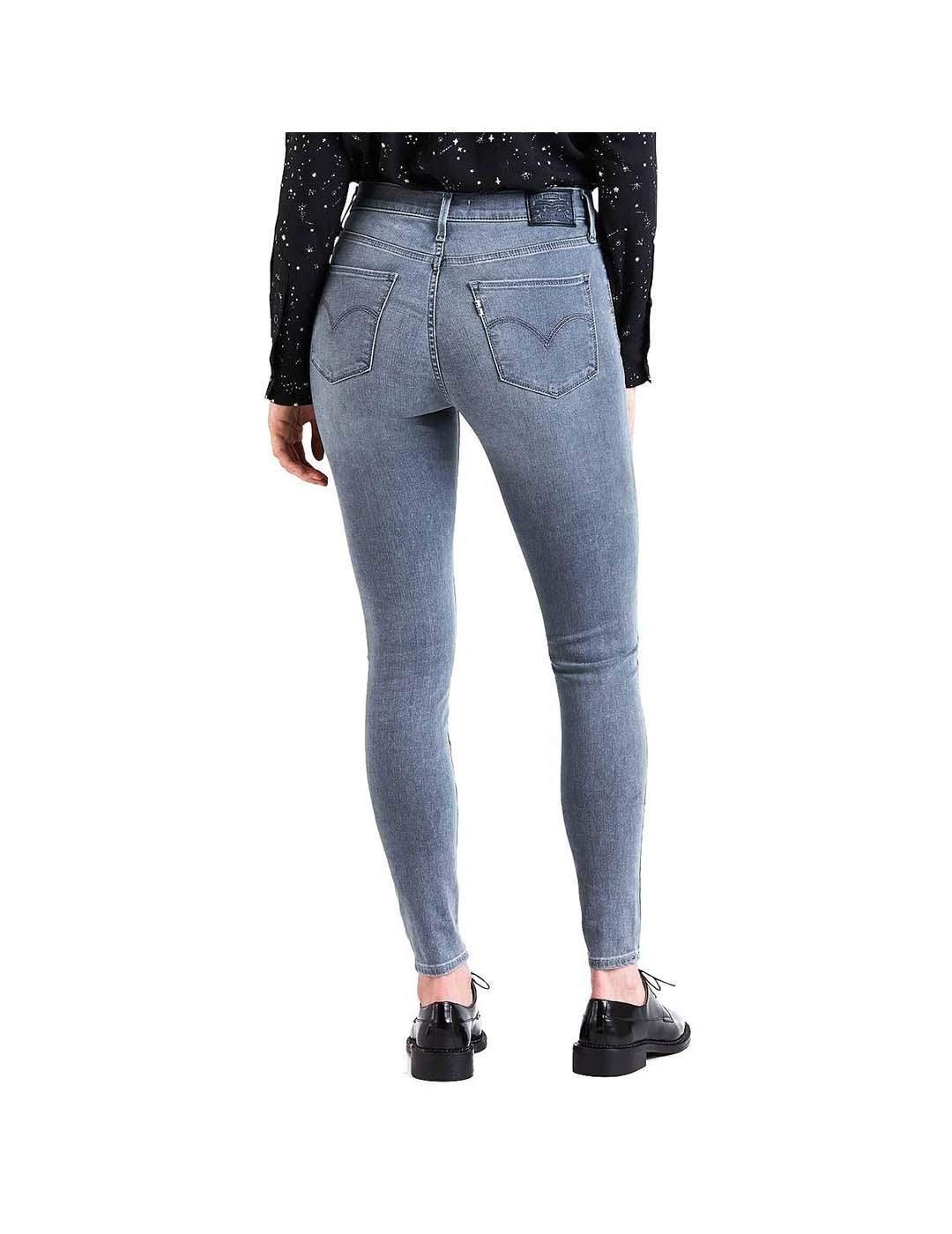 Levi's 720 Hirise Super Skinny Jeans para Mujer