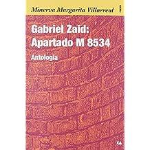 Gabriel Zaid: Apartado M 8534. Antologi