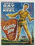 Calamity Jane Poster Movie C 27 x 40 In - 69cm x 102cm Doris Day Howard Keel Allyn Ann McLerie Dick Wesson