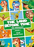 The Land Before Time: The Anthology Volume 1 (1-4) [DVD] [2016]