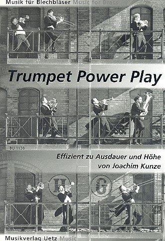 Trumpet Power Play : für Trompete in B