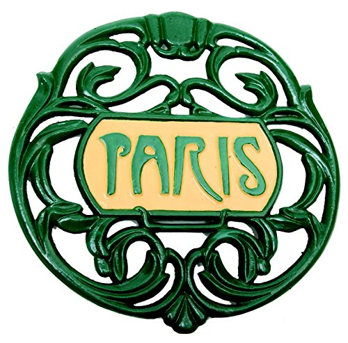 Dessous De Plat En Fonte - Objet Décoratif Paris