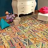 JY ART AYZ Fliesenaufkleber Dekorative Wandgestaltung mit Fliesenaufklebern für Küche und Bad, Deko-Fliesenfolie für Küche u. CZ030, 2, Wood Stickers 20cm*5m