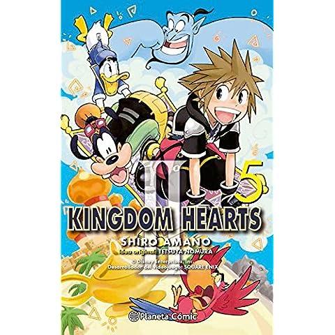Kingdom Hearts II - Número 5
