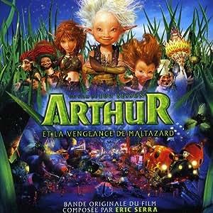 Arthur Et La Vengeance De Maltazard (Bof)