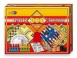 Noris Spiele 606112598 - Die große Spielesammlung mit 300 Spielmöglichkeiten