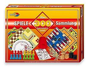 Noris - Set de juegos, 1 a 6 jugadores (611-2598) (versión en alemán)