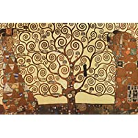 Gustav Klimt L' Albero della vita Maxi