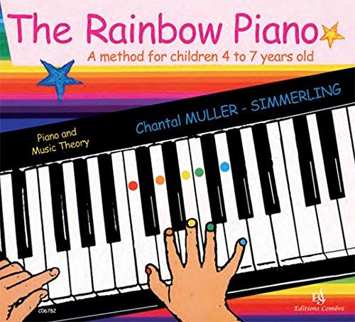 The Rainbow Piano --- Piano