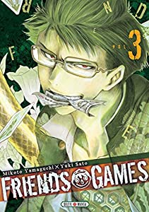 Friends Games Edition simple Tome 3
