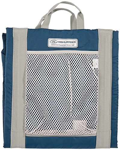 Highlander Folding Outdoor Sit Mat Lightweight Padded Portable Stadium Bleacher Seat with Mesh Pocket – Ideal for…