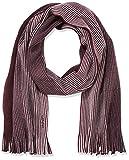 Joop! Herren Schal 17 JSC-Radik 10004295, Violett (Dark Purple 501), One Size