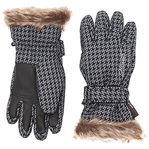 Ziener Damen LIM Girls Glove Junior Skihandschuh