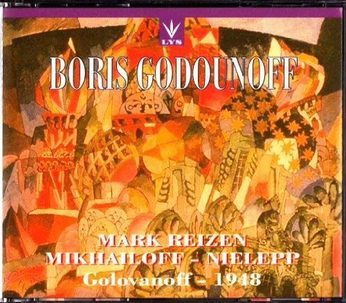 Boris Godounov [Import anglais]