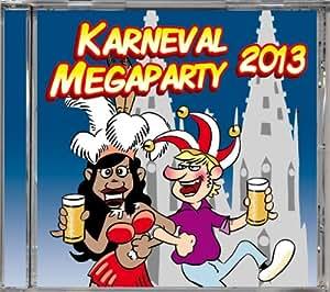 Karneval Megaparty 2013