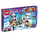 LEGO - Friends - La station de ski - 41324 - Jeu de Construction...