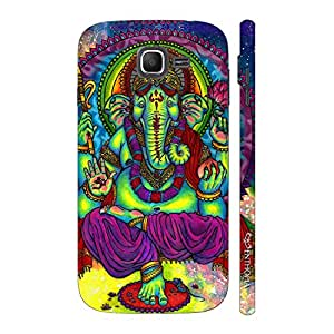 Enthopia Designer Hardshell Case Splash In Lord Ganesha Back Cover for Samsung Galaxy J1 Mini