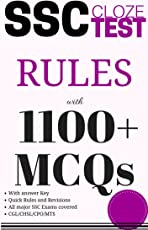 SSC English - Cloze Test - Rules, Approach and MCQs1100+ Previous year Questions: SSC CGL/CHSL/LDC/MTS/JE/CPO/GD/Others