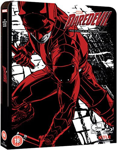 Daredevil: Season 2 - Limited Edition Steelbook Blu-ray