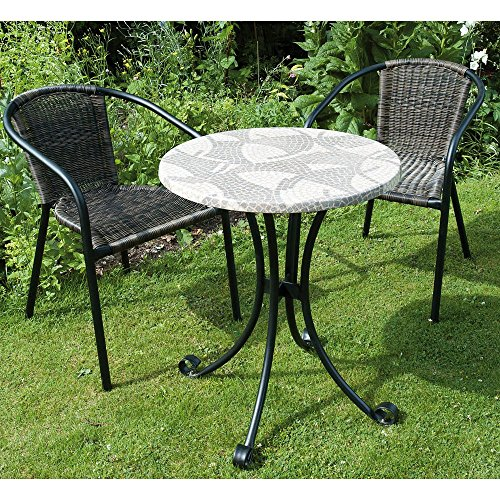 Romano 2 Seater Bistro Dining Set