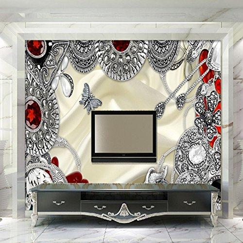 chmetterling Western Tv-Kulisse Wohnzimmer Benutzerdefinierte Lobby Wandbild Badezimmer Restaurant Schlafzimmer Tapete 150cmX100cm (Western-kulissen)