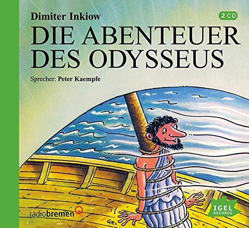 Die Abenteuer des Odysseus (Griechische Sagen)