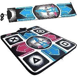 Dance, coperta antiscivolo USB del computer Dancing Mat Play Pad Musical cuscino da pavimento tappeto giochi step Dance Music coperta