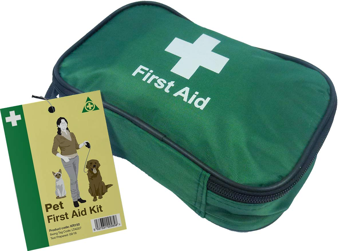 Safety First Aid Group Pet First Aid Kit 1