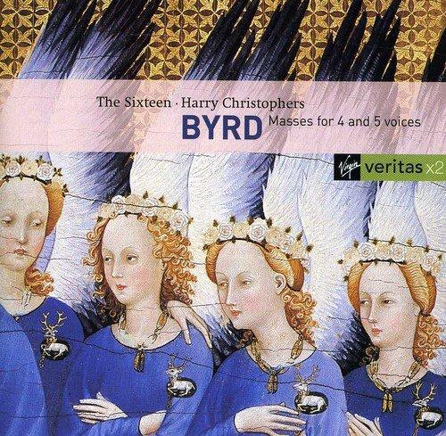 Byrd : Messes à 4 et 5 voix