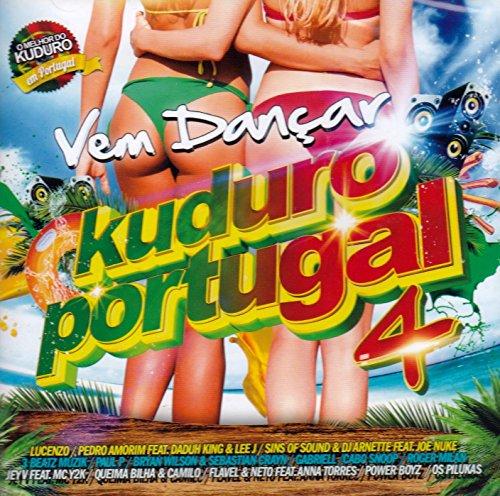 Vem Dancar Kuduro Portugal 4 [CD] 2016