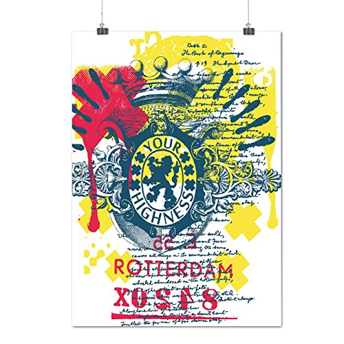 highness-rotterdam-european-uk-matte-glossy-poster-a3-42cm-x-30cm-wellcoda