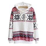 Yumimi88 Familie Kleidung Langarmshirts Kleinkind Kinder Baby Mädchen Damen Kapuzenpullover Streifen Hoodie Sweatshirt Pullover Tops Weihnachten Kleidung Outdoor Blusen T-Shirts (4XL)