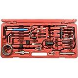 Conjunto de herramientas para calado de distribucion de PSA Citroen Peugeot Land rover Mitsubishi, Lancia motores DIESEL HDI
